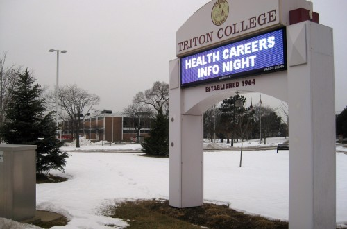 Community colleges thrive on new opportunities