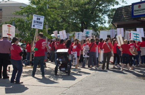 Teachers' right to strike put to a vote