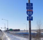 IDOT sets resurfacing, bridge work on Reagan Tollway