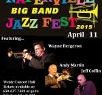 Naperville Big Band Jazz Festival