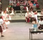 ISU students perform with the greatest of ease