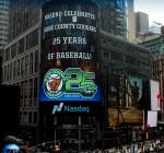 Cougars take bite of Big Apple, Times Square
