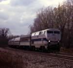 Rockford Amtrak service