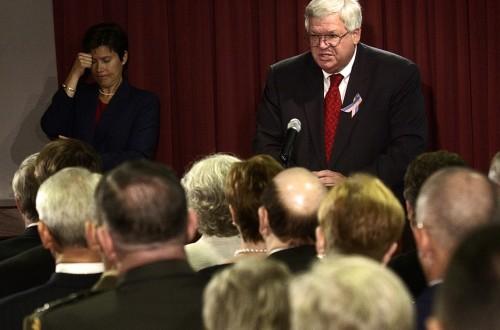 Shock, questions surround Hastert case