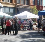 More than produce to be found at downtown Bloomington Farmers' Market