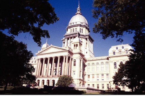 Business group blames legislators for stalled Illinois budget