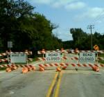Hakes Road to close next week
