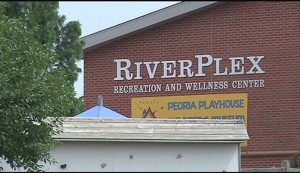 Peoria Park District's RiverPlex Center.