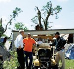 Tazewell County cleaning up after tornado slams Delavan