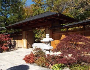 Anderson Japanese Gardens is among Rockford's top tourism attractions. (Winnebago Chronicle photo)