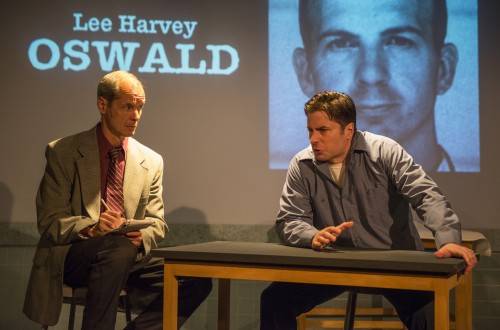 Production examines Chicago ties to JFK murder