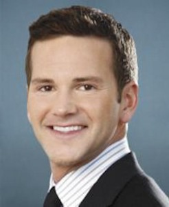 Former Illinois Congressman Aaron Schock, R-18th District