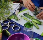 Local nutrition expert teaches proper canning to backyard gardeners