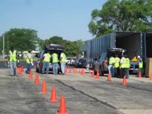 Kane County Recycling Coordinator Jennifer Jarland recommended limiting next year's monthly collection events to eight months of the year —April through November —and adding shredding and paint to the events in June and November. (Photo: Kane County)
