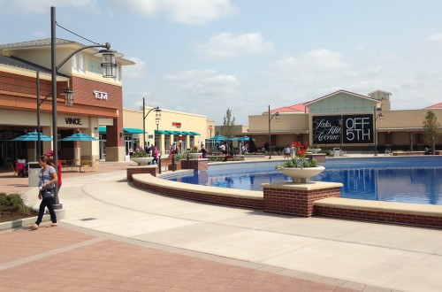 Saks among top new attractions at Chicago Premium Outlets