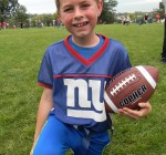 It's game time for NFL Youth Flag Football League