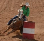 Reagan Rodeo makes for an action-packed day in Eureka
