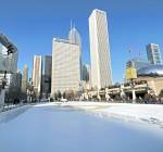 Millennium Park's McCormick Tribune Ice Rink opens Nov. 13