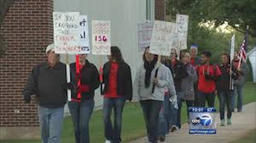 Tentative contract agreement reached in McHenry Dist. 156
