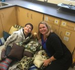 Marengo youth's persistence brings comfort to homeless