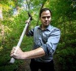 First-time horror author netting positive reviews