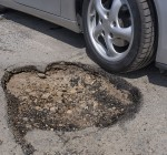 Has Fermilab found a fix for potholes?