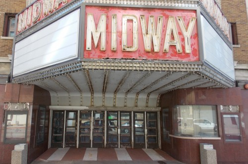 Landmark Midway Theater languishes in limbo