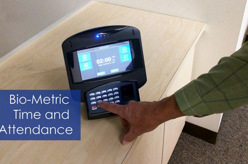 Cook County moves forward with pilot of biometric time, attendance system