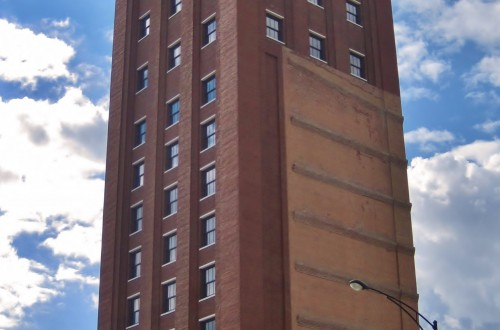 North Lawndale landmark reborn As Nichols Tower
