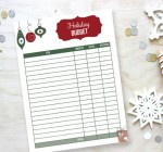 Tips to take control of holiday budgets