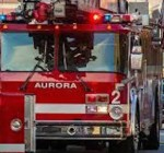 Man charged with robbing Aurora fire station