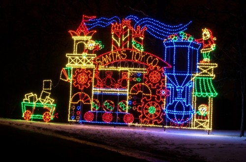 Mooseheart Holiday Lights returns for sixth year