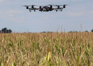 The agriculture industry says drones have many practical uses for farms.