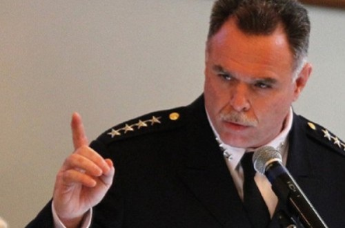 McCarthy out as Chicago police superintendent