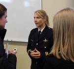 Aurora's first female chief is trailblazer, department veteran