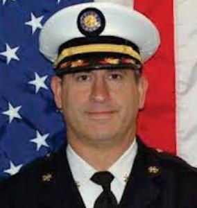 Gary Krienitz has been named Aurora's new fire chief