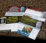Negative mailers from Springfield flood mailboxes in Democratic primary