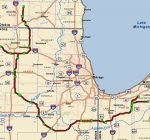 Proposed rail line to relieve congestion in Chicago area