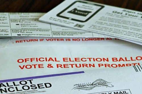 Permanent vote-by-mail expansion moves to House floor
