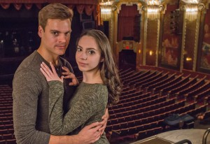 """Zoe Nadal and Will Skrip will star in """"West Side Story"""" at the Paramount Theatre in a production opening March 16."""