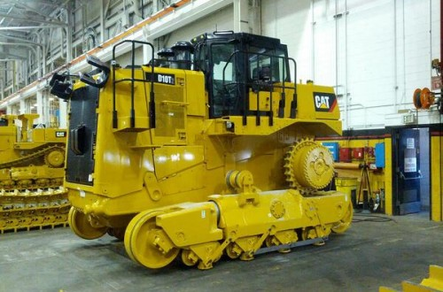 Caterpillar announces layoffs, closings shake Tazewell County region