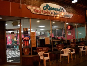 Riccardi's Red Hots in Sycamore