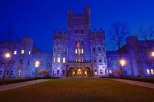 The Castle on the campus of Eastern Illinois University. EIU is among the universities and colleges in financial trouble without state funding coming through. (Photo courtesy EIU)