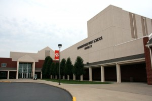 Edwardsville High School is one of several schools in the region facing financial struggles. (Photo courtesy: Edwardsville School District 7)
