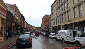 Downtown Galena is often cited as a successful downtown historic district. (Photo courtesy Mary Lu Seidel)