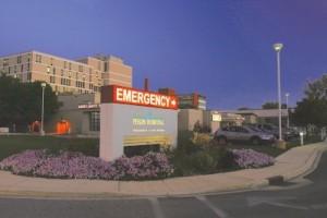 Area hospitals, including Pekin Hospital, are reporting a spike in flu cases. (Photo courtesy Pekin Hospital)
