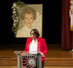 Eureka College honors Nancy Reagan