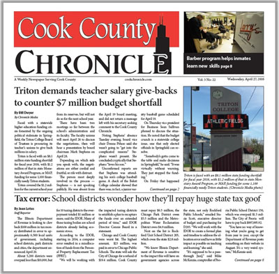 Cook County Chronicle