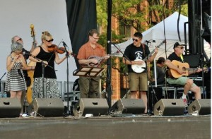 Third Sunday String Band will perform from 8-9:15 p.m. April 8 at Barrington Area Library Main Branch.