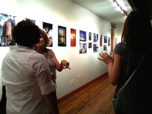 Aurora's First Friday Artwalk of the season will be May 6 in downtown Aurora. (Photo courtesy Aurora Downtown)